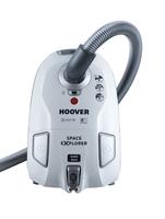 Hoover SL71_SL10011 Zylinder-Vakuum 3l 700W A Weiß Staubsauger (Weiß)