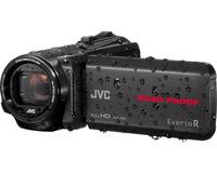 JVC GZ-R430BEU Handkamerarekorder 10MP CMOS Full HD Schwarz (Schwarz)