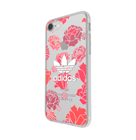 Adidas ADCOVBOHIPH7-RED 4.7Zoll Handy-Abdeckung Rot Handy-Schutzhülle (Rot)