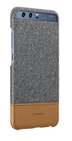 Huawei 51991883 5.5Zoll Abdeckung Braun, Grau Handy-Schutzhülle (Braun, Grau)