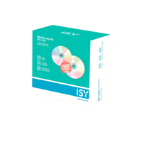 ISY IBD 1000 25GB BD-R 5Stück(e) Leere Blu-Ray Disc