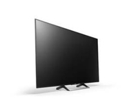 Sony KD43XE7005BAEP 43Zoll 4K Ultra HD Smart-TV WLAN Schwarz, Silber LED-Fernseher (Schwarz, Silber)