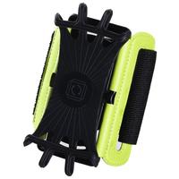 Hama Twist 5.5Zoll Armbandbehälter Schwarz, Gelb (Schwarz, Gelb)