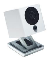 iSmart Alarm ISC5 Innenraum Kubus Weiß Sicherheitskamera (Weiß)