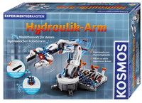 Kosmos 620479 Experimentier-Set Wissenschafts-Bausatz & -Spielzeug für Kinder (Blau, Grau, Orange)