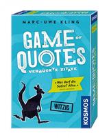 Kosmos 692926 Quiz-Kartenspiel Kartenspiel