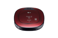 LG VRD710RRC 0.6l Rot Roboter-Staubsauger (Rot)