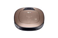 LG VRD830MGPCM 0.6l Metallisch Roboter-Staubsauger (Gold, Metallisch)