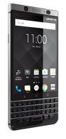 BlackBerry KEYone 4G 32GB Schwarz, Silber (Schwarz, Silber)