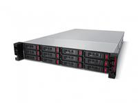 Buffalo TeraStation 51210RH NAS Rack (2U) Eingebauter Ethernet-Anschluss Schwarz (Schwarz)