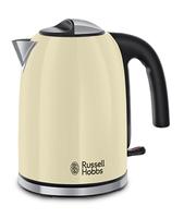 Russell Hobbs 20415-70 1.7l 2400W Cremefarben Wasserkocher (Cremefarben)