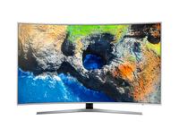 Samsung UE55MU6509 55Zoll 4K Ultra HD Smart-TV WLAN Silber LED-Fernseher (Silber)