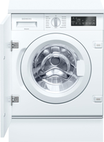 Siemens iQ700 WI14W440 Eingebaut Frontlader 8kg 1355RPM A+++ Weiß Waschmaschine (Weiß)