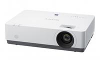 Sony VPL-EX435 Desktop-Projektor 3200ANSI Lumen 3LCD XGA (1024x768) Weiß Beamer (Weiß)