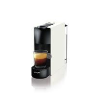 Krups XN1101 Freistehend Manuell Espressomaschine 0.6l 1Tassen Weiß Kaffeemaschine (Weiß)