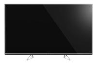 Panasonic TX-55EXW604S 55Zoll 4K Ultra HD Smart-TV WLAN Schwarz, Silber LED-Fernseher (Schwarz, Silber)