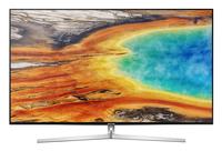 Samsung 55MU8009 55Zoll 4K Ultra HD Smart-TV WLAN Silber LED-Fernseher (Silber)