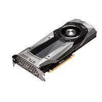 PNY GeForce GTX 1080 Ti Founders Edition 11GB GDDR5X (Schwarz, Silber)