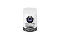 LG HF80JG Tragbarer Projektor 2000ANSI Lumen 1080p (1920x1080) Weiß Beamer (Weiß)