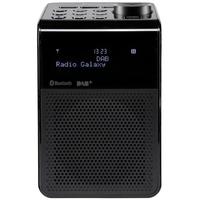 Panasonic RF-D20BT Persönlich Digital Schwarz Radio (Schwarz)
