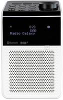 Panasonic RF-D20BT Persönlich Digital Weiß Radio (Weiß)