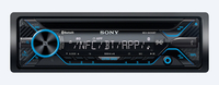 Sony MEX-N4200BT 55W Bluetooth Schwarz Auto Media-Receiver (Schwarz)