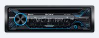 Sony MEX-N4200BT 55W Bluetooth Schwarz Auto Media-Receiver (Schwarz)