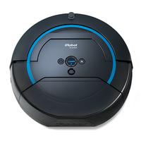 iRobot 820300 Beutellos Schwarz, Blau Roboter-Staubsauger (Schwarz, Blau)