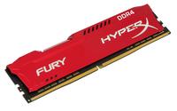 HyperX FURY Memory Red 16GB DDR4 2133MHz 16GB DDR4 2133MHz Speichermodul (Rot)