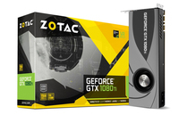 Zotac GeForce GTX 1080 Ti Blower GeForce GTX 1080 Ti 11GB GDDR5X
