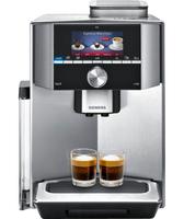 Siemens TI915531DE Freistehend Vollautomatisch Espressomaschine 2.3l 2Tassen Schwarz, Edelstahl Kaffeemaschine (Schwarz, Edelstahl)