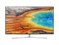 Samsung UE65MU8009 65Zoll 4K Ultra HD Smart-TV WLAN Silber LED-Fernseher (Silber)
