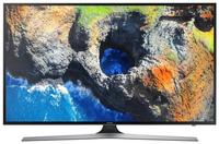 Samsung UE49MU6279U 49Zoll 4K Ultra HD Smart-TV WLAN Schwarz LED-Fernseher (Schwarz)