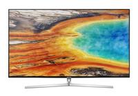 Samsung UE49MU8009 49Zoll 4K Ultra HD Smart-TV WLAN Schwarz, Silber LED-Fernseher (Schwarz, Silber)
