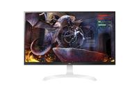 LG 27UD69-W 27Zoll 4K Ultra HD TFT Weiß Flach Computerbildschirm (Weiß)