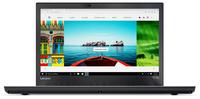 Lenovo ThinkPad T470p 2.8GHz i7-7700HQ 14Zoll 1920 x 1080Pixel Schwarz Notebook (Schwarz)