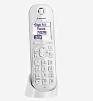 Panasonic KX-TGQ200 Kabelloses Mobilteil 4Zeilen LCD Schwarz IP-Telefon (Schwarz)