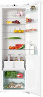 Miele K 37252 iD Eingebaut 325l A++ Weiß Kühlschrank (Weiß)