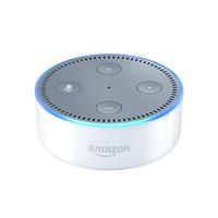 Amazon 841667112626 Stereo portable speaker Weiß Tragbarer Lautsprecher (Weiß)