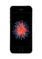 Apple iPhone SE Single SIM 4G 128GB Grau Smartphone (Grau)