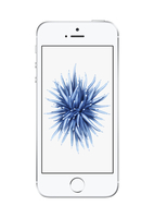 Apple iPhone SE Single SIM 4G 128GB Silber Smartphone (Silber)