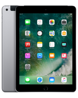 Apple iPad 128GB 3G 4G Grau Tablet (Grau)