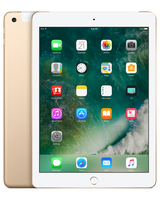 Apple iPad 128GB 3G 4G Gold Tablet (Gold)