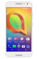 Alcatel A3 4G 16GB Weiß (Weiß)