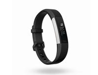 Fitbit FB408SBKL-EU Wristband activity tracker OLED Kabellos Schwarz Aktivitäts-Tracker (Schwarz)