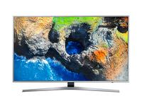 Samsung UE49MU6409U 49Zoll 4K Ultra HD Smart-TV WLAN Silber LED-Fernseher (Silber)