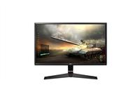 LG 27MP59G 27Zoll Full HD IPS Schwarz Flach Computerbildschirm (Schwarz)