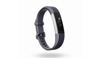 Fitbit FB408SGYL-EU Wristband activity tracker OLED Kabellos Grau Aktivitäts-Tracker (Grau)