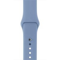 Apple 42 mm Sportarmband, Himmelblau (Blau)