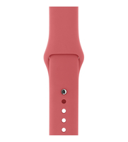 Apple 38 mm Sportarmband, Kamelie (Pink)
